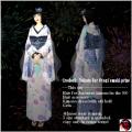 -IrodorI- Yukata for Otogi emaki prize -POP