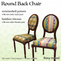 Rosymood Round Back Chair AD