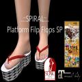 SPIRALPlatform Filp Flops SP 512x512