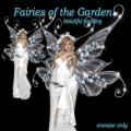 Fairies of the Garden _ beautiful wedding