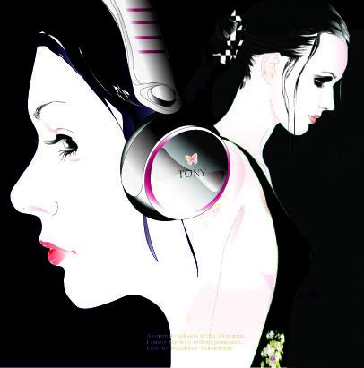 もし、私が鳥だったら音楽を聴く3