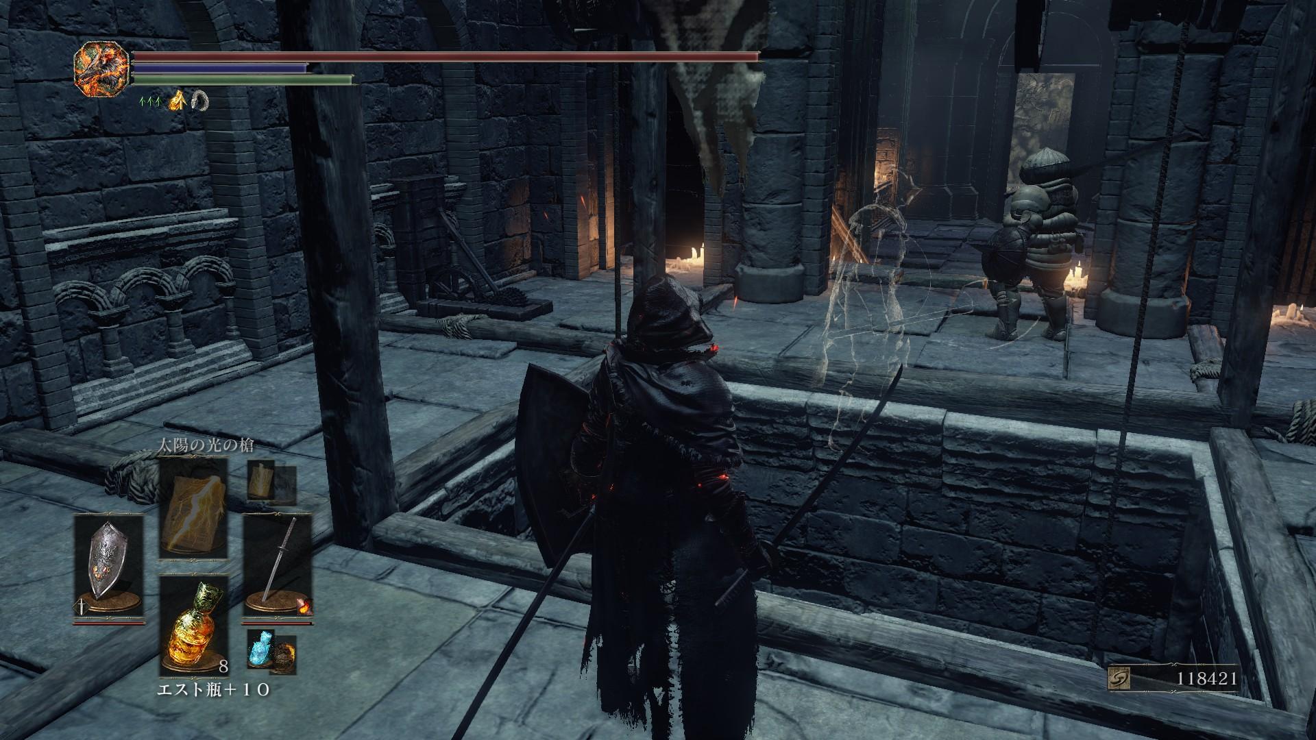 [ゲーム]闇の魂さん2