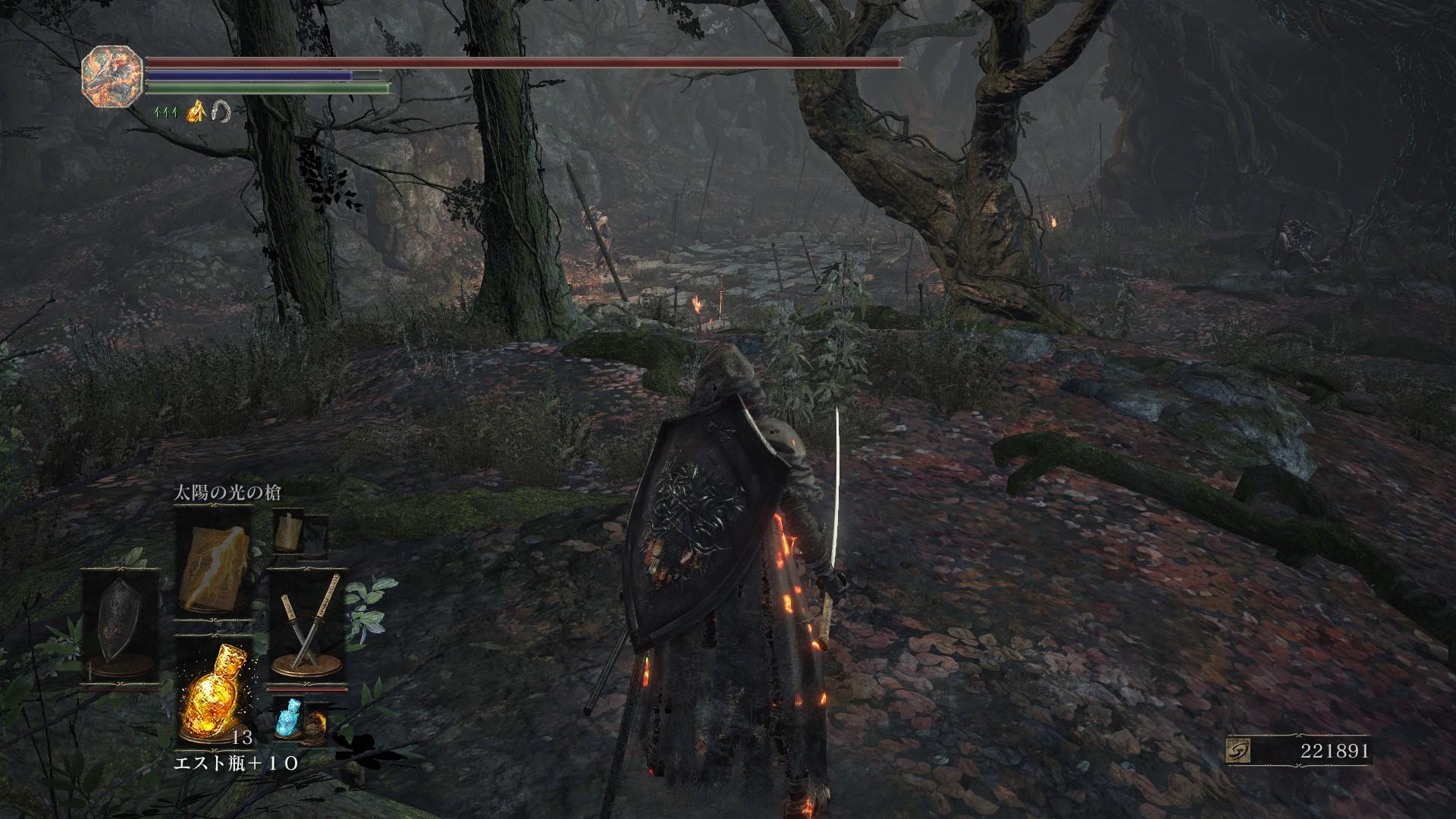 [ゲーム]闇の魂さん4