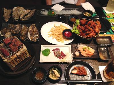 釧路串石料理2