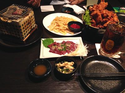 釧路串石料理