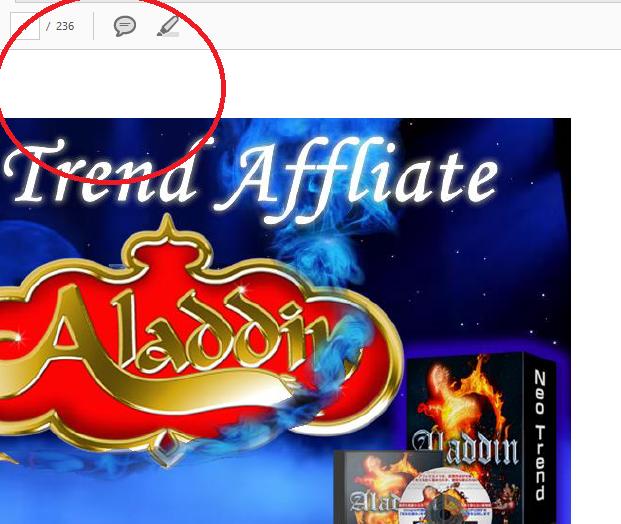 アラジン全く新しいトレンドアフィリエイトブログ