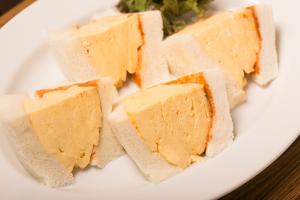 コロナの玉子サンド