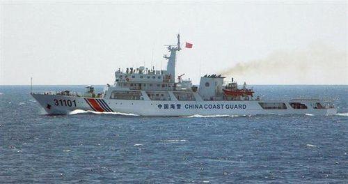 【尖閣危機】中国武装漁船230隻集結 日本の南シナ海関与に反発
