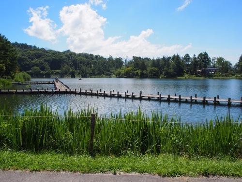 蓼科湖(2)