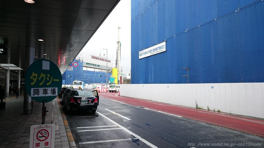 福岡空港第2ターミナル前