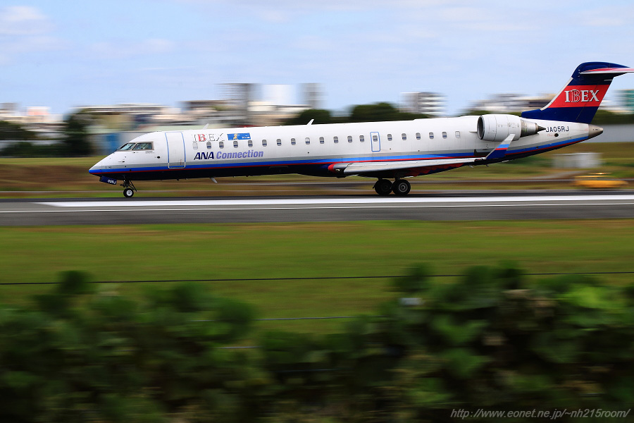 IBX CRJ-700 / JA05RJ@スカイランドHARADA