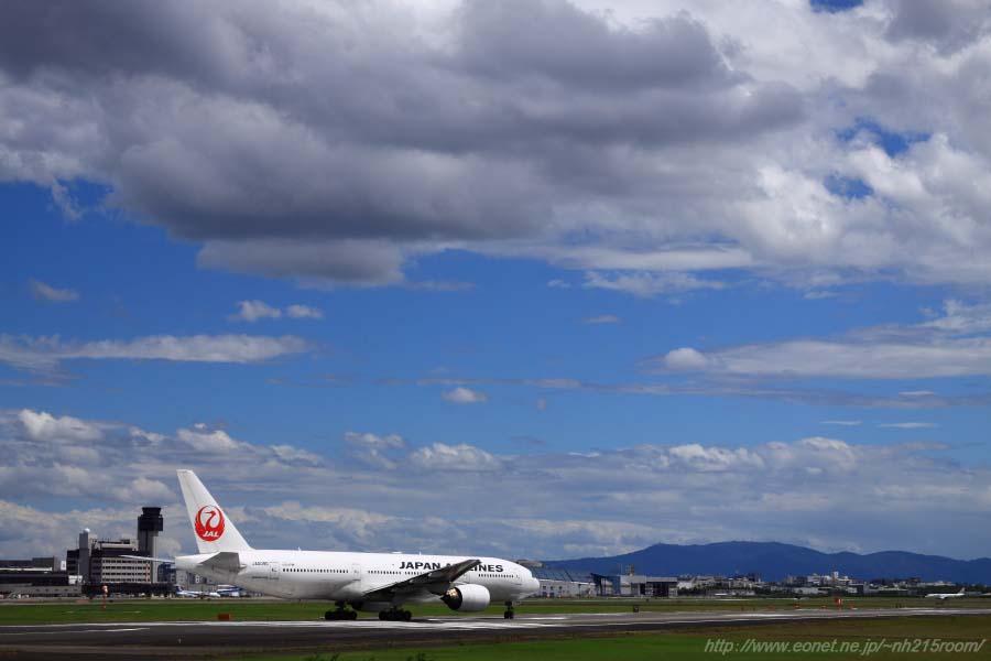 JAL B777-289 / JA008D