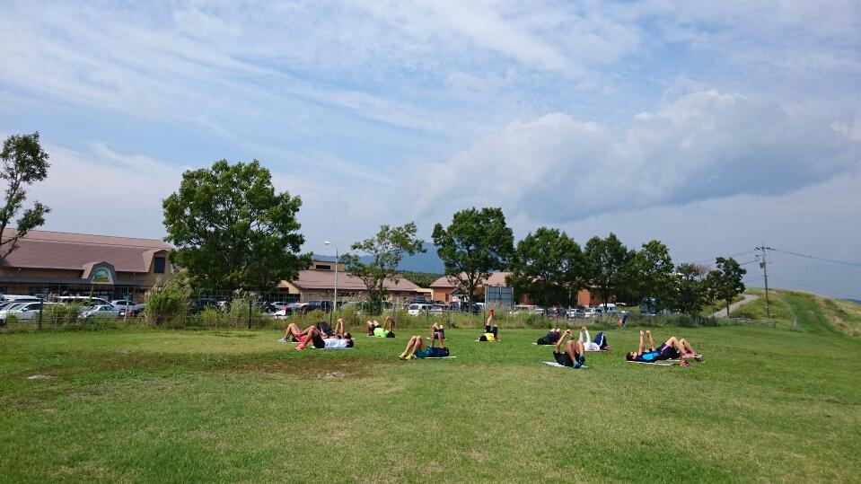 2016夏合宿練習風景②