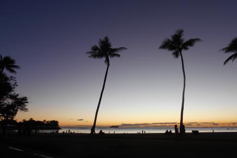 アラモアナビーチパーク2