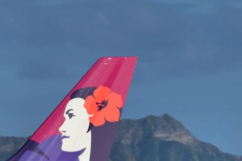 hawaiian airline