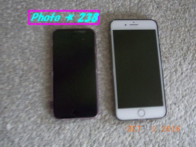 IPhone6と7の比較