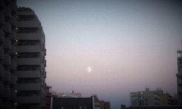 2年前の中秋の名月