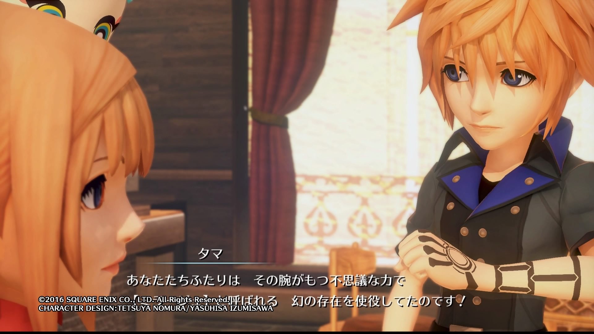 WORLD OF FINAL FANTASY Dungeon Demo_20161017165243