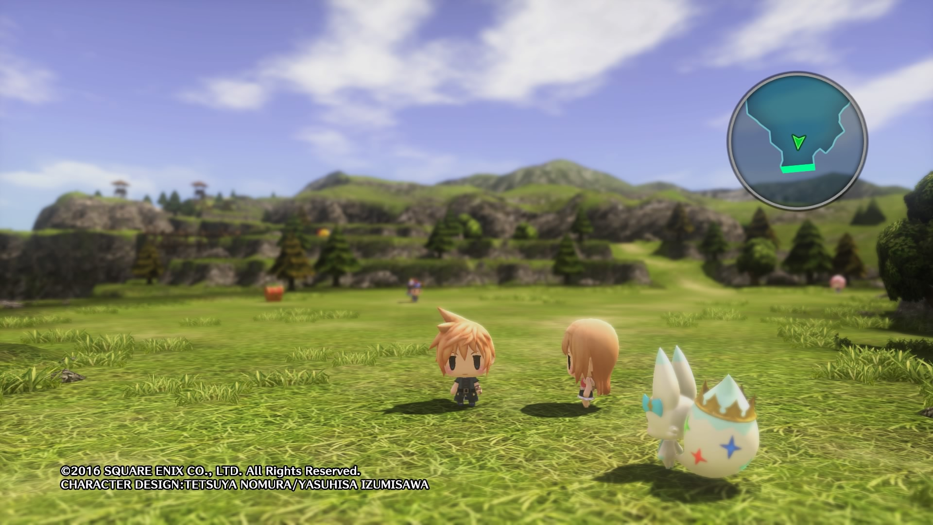 WORLD OF FINAL FANTASY Dungeon Demo_20161017165859