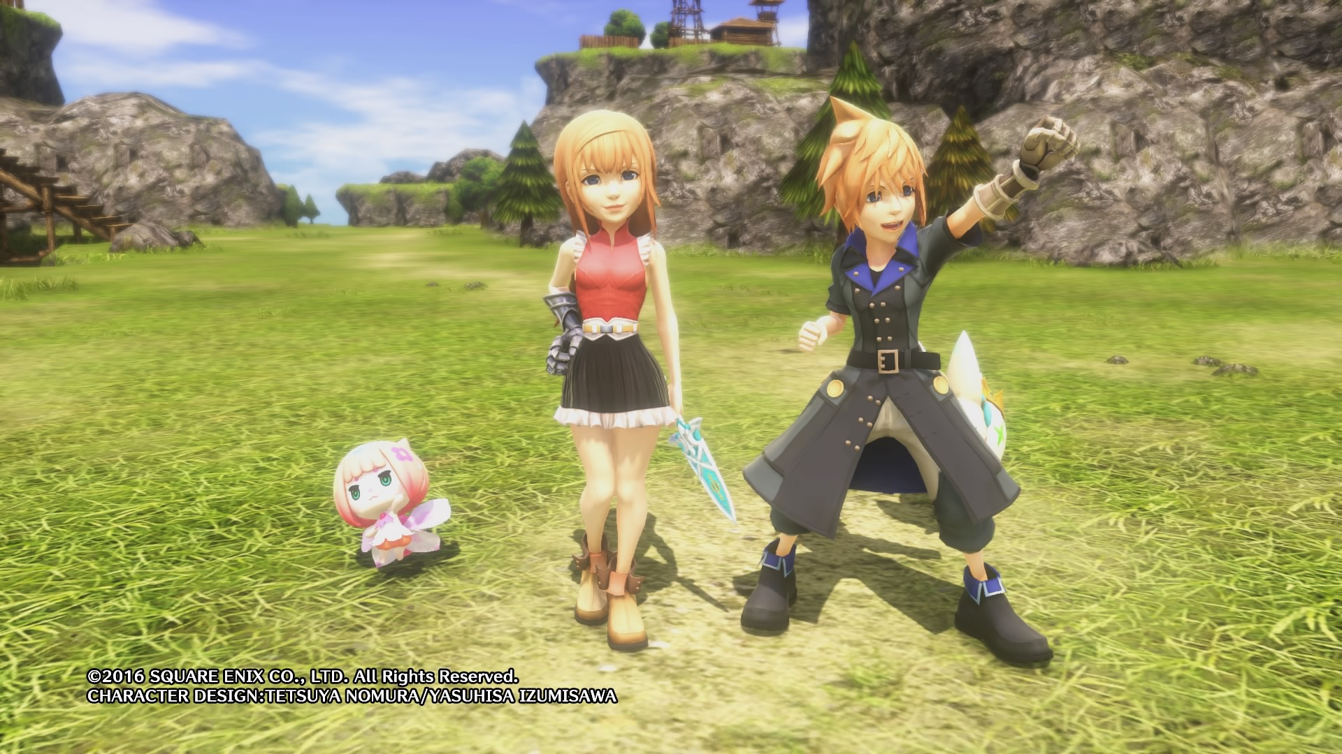 WORLD OF FINAL FANTASY Dungeon Demo_20161017171211