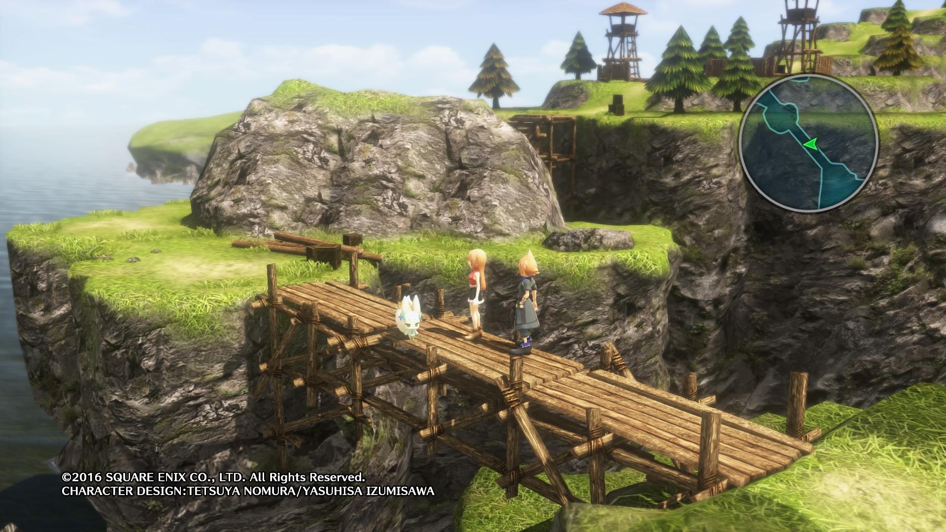 WORLD OF FINAL FANTASY Dungeon Demo_20161017170556
