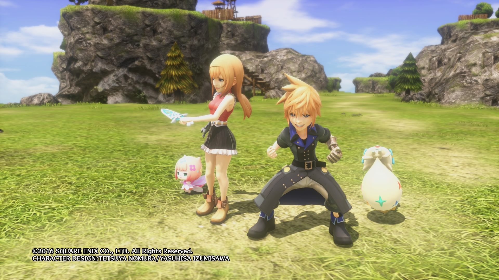 WORLD OF FINAL FANTASY Dungeon Demo_20161017171209