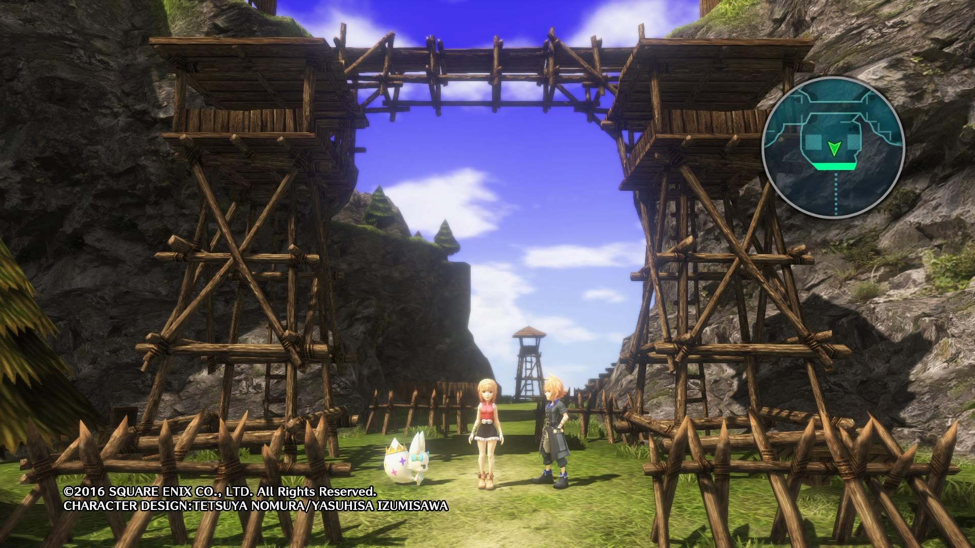 WORLD OF FINAL FANTASY Dungeon Demo_20161017180635