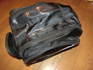 海外通販 タンクバッグ