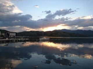 20160505 朝の湖
