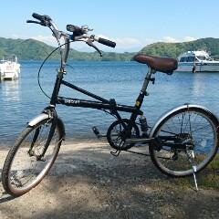 20160513 折り畳み自転車