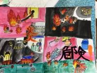 夏火災ポスター2