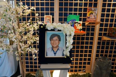 森晴路さんご葬儀2