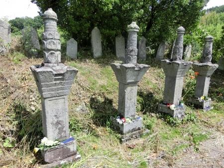 手塚家祖先の墓