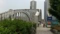 勝鬨橋(築地側)