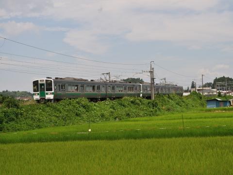 JR東日本 719系0番台 (2016年9月18日)