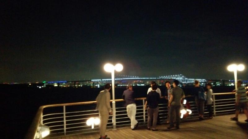 東京ベイブリッジ
