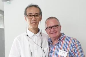 ゲシュタルト療法マイク・リード博士と1