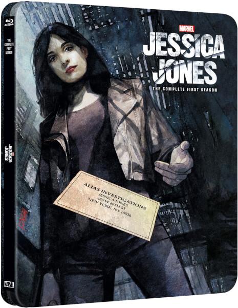 ジェシカ・ジョーンズ  zavvi スチールブック