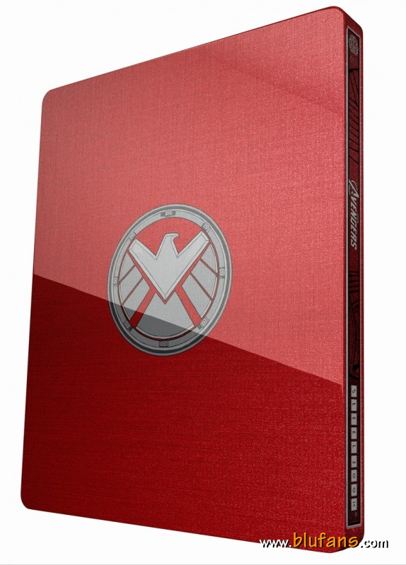 Mondo x SteelBook® edition #017: THE AVENGERS