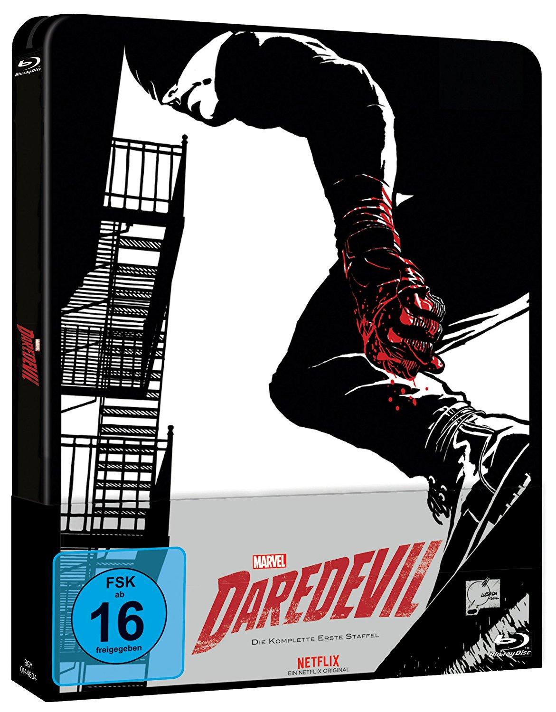 Daredevil: Season 2 steelbook デアデビル シーズン2 ドイツ盤 スチールブック