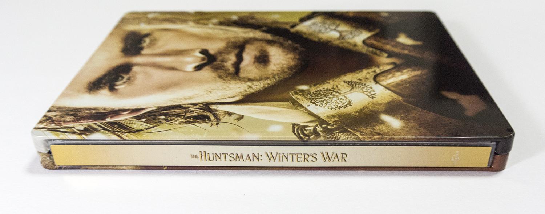 スノーホワイト/氷の王国 US UHD スチールブック