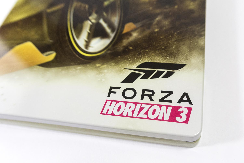 Forza Horizon 3 アルティメットエディション スチールブック