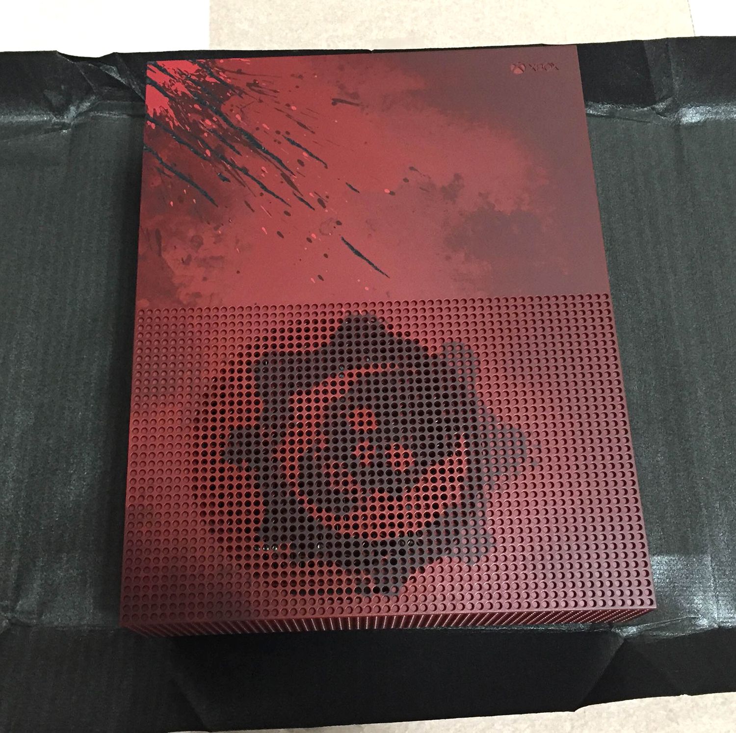Xbox One S 2TB Console Gears of War 4 Limited Edition