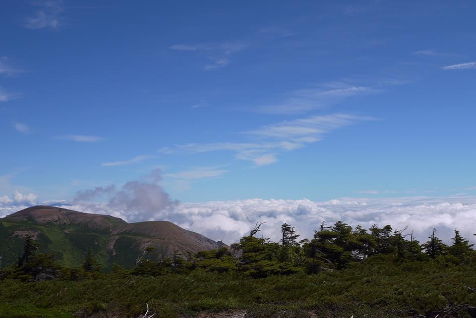 東吾妻山1