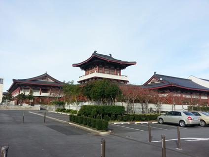 ニュージーランド_お寺1