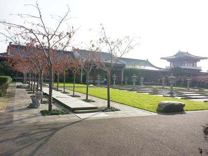 ニュージーランド_お寺3