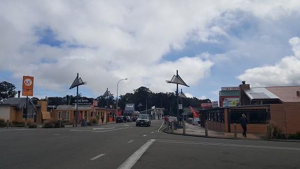 ニュージーランド・オハクネ(Ohakune) ルアペフ山のスキー場-3