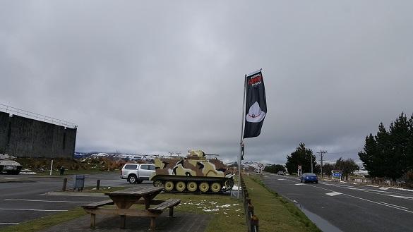 ニュージーランド・ワイウルにある国立軍事博物館-2