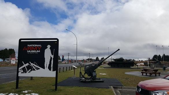 ニュージーランド・ワイウルにある国立軍事博物館-3