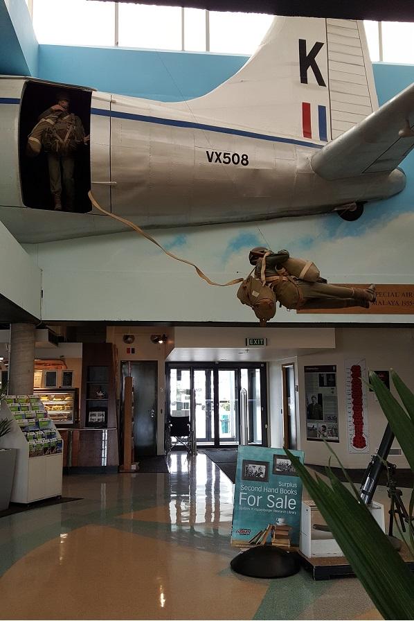 ニュージーランド・ワイウルにある国立軍事博物館-4